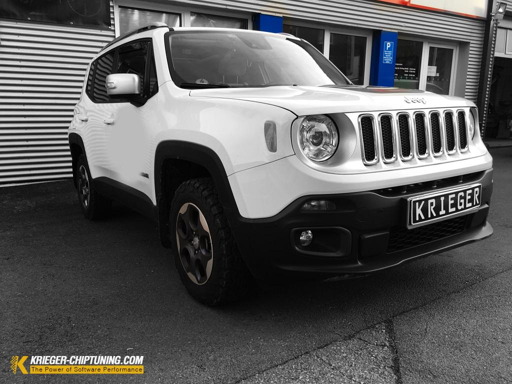 jeep renegade chip tuning in nrw. Black Bedroom Furniture Sets. Home Design Ideas