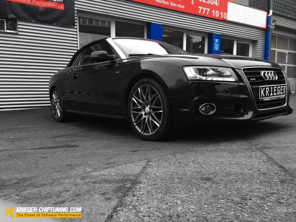 audi a5 3 0 tdi chip tuning in nrw. Black Bedroom Furniture Sets. Home Design Ideas
