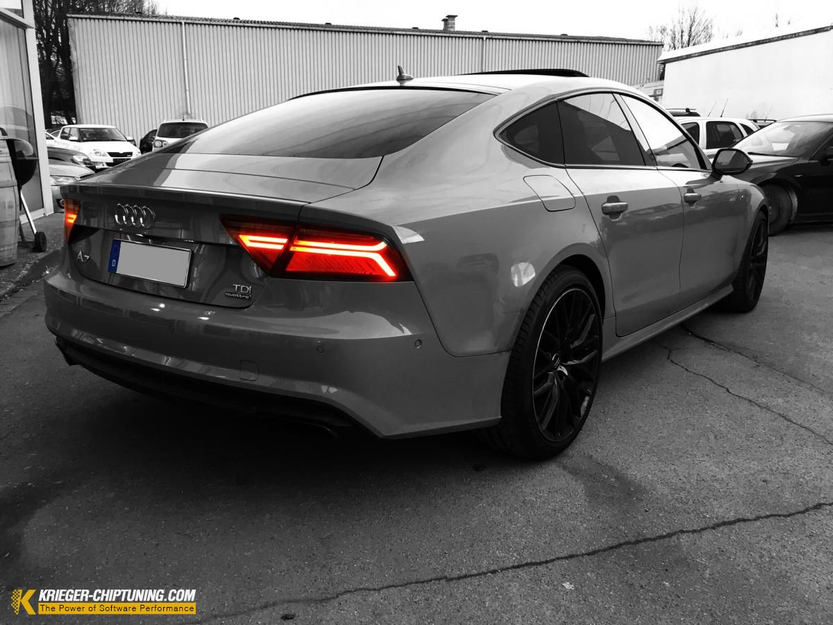 audi a7 3 0tdi competition chip tuning in nrw. Black Bedroom Furniture Sets. Home Design Ideas
